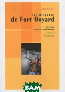 Alain Surget Les disparus de Fort Boyard (+ Audio CD)