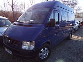Дефлекторы окон (ветровики)  VW LT 1996-2006  2D 2шт (Heko)