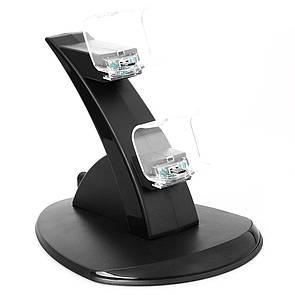 Зарядная станция Game Teh X для DualShock 4 Black (Арт.10155)