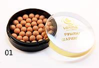 Румяна шариковые Lorina №01