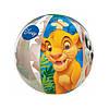 """Детский надувной мяч Intex, 58045 """"Disney"""" (51 см)"""
