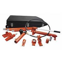 Портативный набор гидравлического оборудования для рихтовки с усилием 10т.