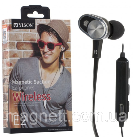 Bluetooth наушники Wireless Yison E2