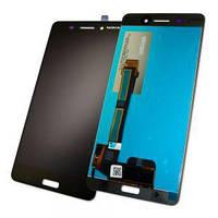 Дисплей Nokia 6 Dual Sim (TA-1021) с тачскрином черный Оригинал