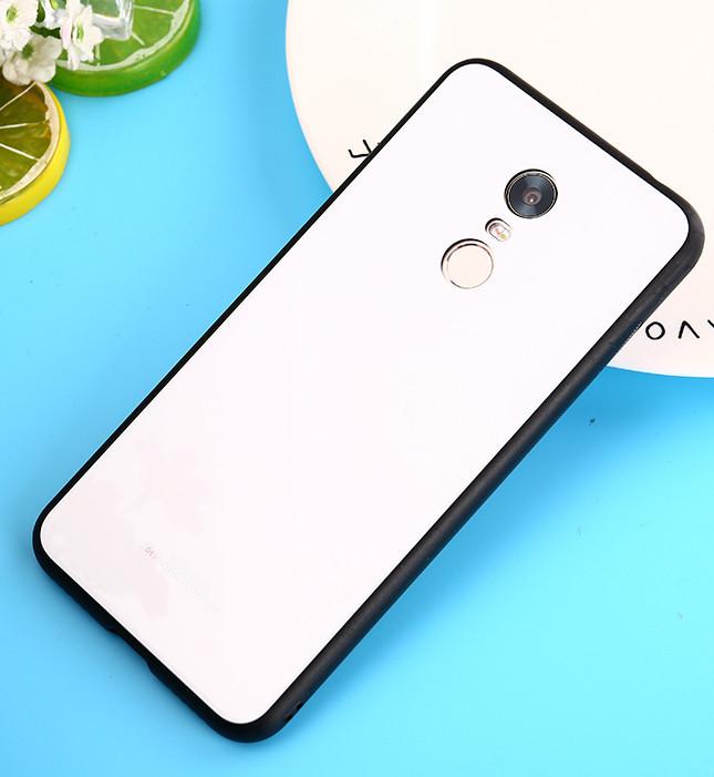 Чехол  для Xiaomi Redmi 5  Plus Glass Case