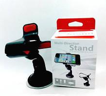 Автомобильный держатель для смартфона Holder JHD-14 черный