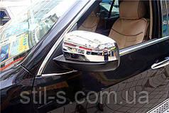Накладки на зеркала BMW X-6 E-71 (2008-2013)