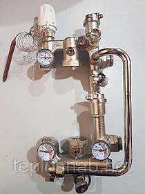 Смесительный узел ITAL COMBIMIX для системы теплого пола