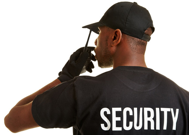 Одежда для охраны и полиции