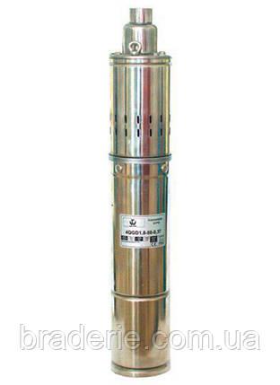 Насос шнековый скважинный Euroaqua 4QGD 1.2-50-0.37, фото 2