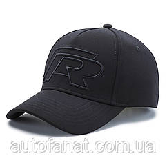 Бейсболка Volkswagen R Collection Cap, Black, артикул 15D084300