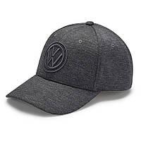 Оригинальная бейсболка Volkswagen Logo Baseball Cap, Grey Melange (33D084300A)