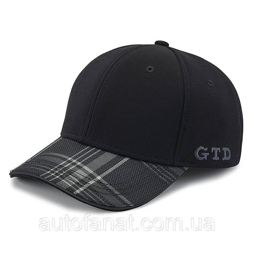 Бейсболка Volkswagen GTD Baseball Cap df224546865c