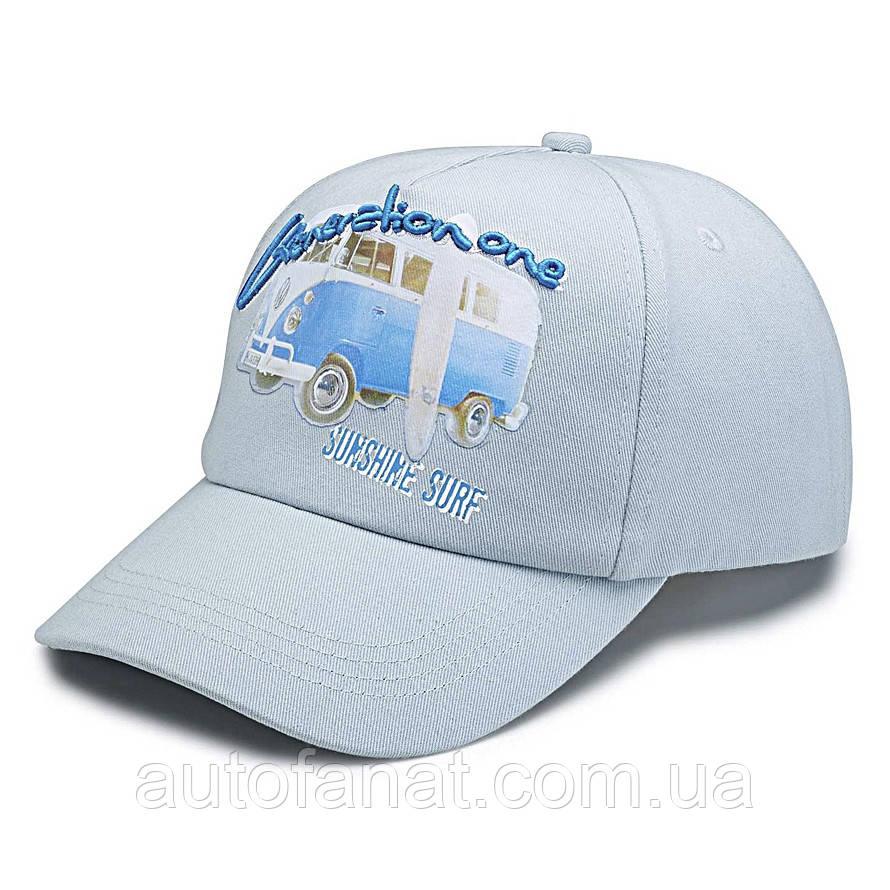 Оригинальная бейсболка Volkswagen T1 Summer Edition Cap (000084300AG8XP)