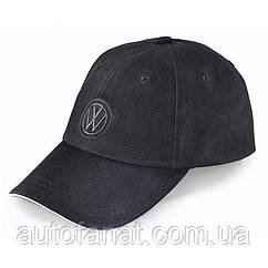 Бейсболка Volkswagen Baseball Cap With Logo Black  (000084300E041)