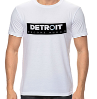Футболка GeekLand Детройт: Стать человеком Detroit: Become Human 01.25