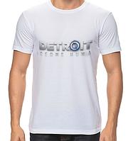 Футболка GeekLand Детройт: Стать человеком Detroit: Become Human 01.26