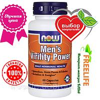 Поддержка Мужского Здоровья (Men's Virility Power) 120 капсул,