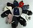 Комплект женский шапка и шарф хомут м 6093, разные цвета, фото 2