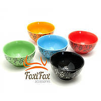 Набор японской посуды для супа и лапши Flowers