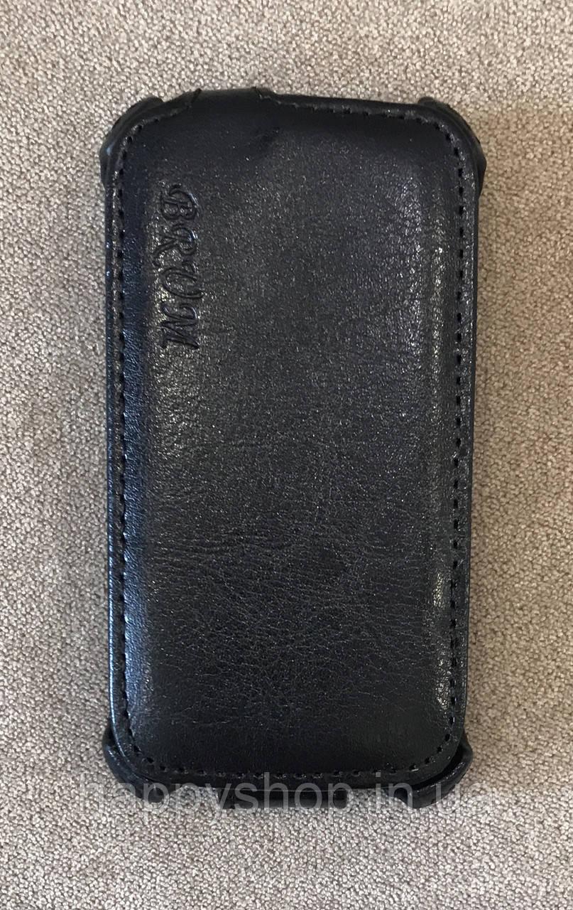 Чехол-флип BRUM для Fly IQ431 (Черный)