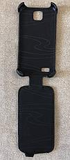 Чехол-флип BRUM для Fly IQ431 (Черный), фото 2