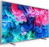 Телевизор Philips 50PUS6523/12 (PPI 900Гц, 4K Smart, Saphi TV, Quad Core, HDR+, HDR10, HGL, DVB-С/Т2/S2, 20Вт)