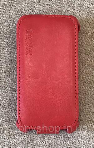 Чехол-флип BRUM для Fly IQ431 (Красный), фото 2