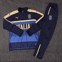 4485d4bfd6e Мужской тренировочный костюм сборной Италии