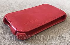 Чехол-флип BRUM для Fly IQ431 (Красный), фото 3