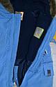 Зимний термокомбинезон для младенцев BEAR голубой (QuadriFoglio, Польша), фото 5