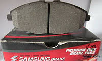 Samsung smb23241 Тормозные колодки (передние) Daewoo Lanos, Matiz, Zaz Sens, Chery QQ