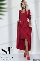Очаровательное вечернее платье с болеро размеры S-ХL, фото 1