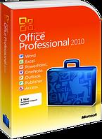 Офисное приложение Microsoft Office Professional 2010 32/64Bit Russian DVD BOX (269-14689)