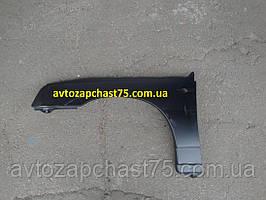 Крыло ваз 2110 переднее левое (производство Начало, Набережные Челны, Россия)