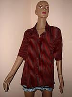 Блуза шелковая р.40 Турция