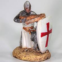 Статуэтка Рыцарь с арбалетом и щитом