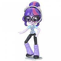 My Little Pony Equestria Girls Девочки Эквестрии Твайлайт Спаркл C0839 C2183 Minis Twilight Sparkle doll