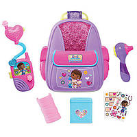 Игровой набор Just Play Doc McStuffins First Responders Backpack Set Врач Плюшевая (92336) (B06XPGL94K)