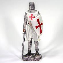 Фигурка в подарок Рыцарь с мечом и щитом