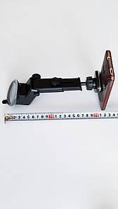 Держатель телефона на присоске с магнитной выдвижной ножкой