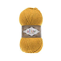 Alize Alpaca Royal - 2 шафран