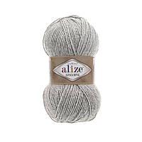Alize Alpaca Royal - 684 пепельный меланж