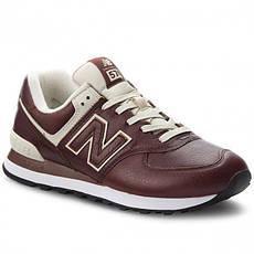 Мужские кроссовки 574LPB оригинал (кожаные), фото 3