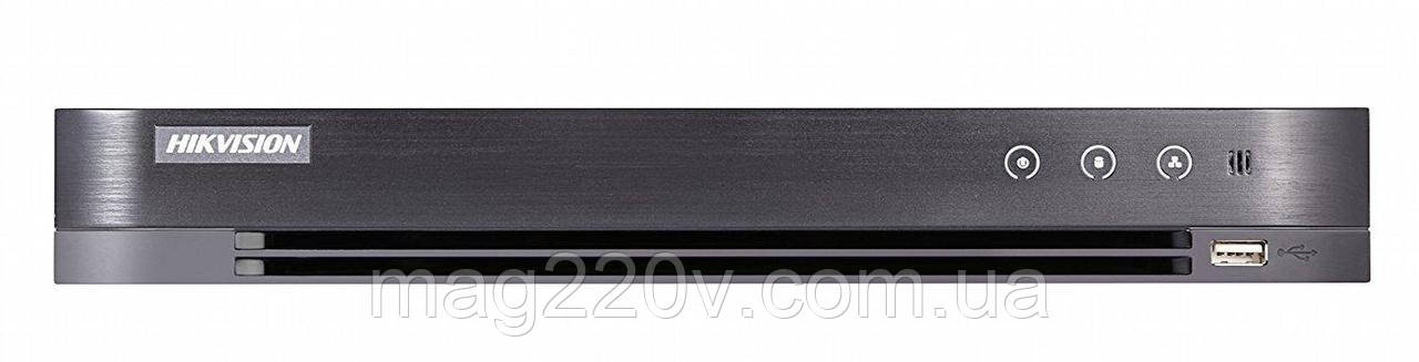 8-канальный Turbo HD видеорегистратор Hikvision iDS-7208HUHI-M1/S