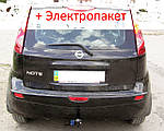 Фаркоп - Nissan Note Хэтчбек (2006-2013)