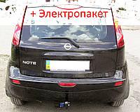 Фаркоп - Nissan Note Хетчбек (2006-2013), фото 1