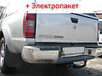 Фаркоп - Nissan NP300 Пикап (2008--)