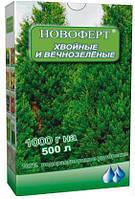 """Добриво Новоферт """"Хвойні та вічнозелені"""" (Весна-Літо) 1кг"""