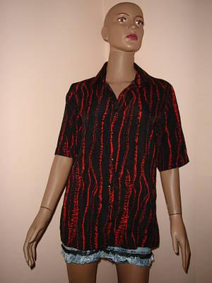 Блуза шелковая р.38 Турция